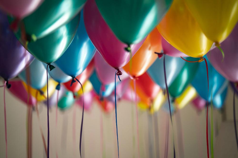 anniversaire decoration adulte