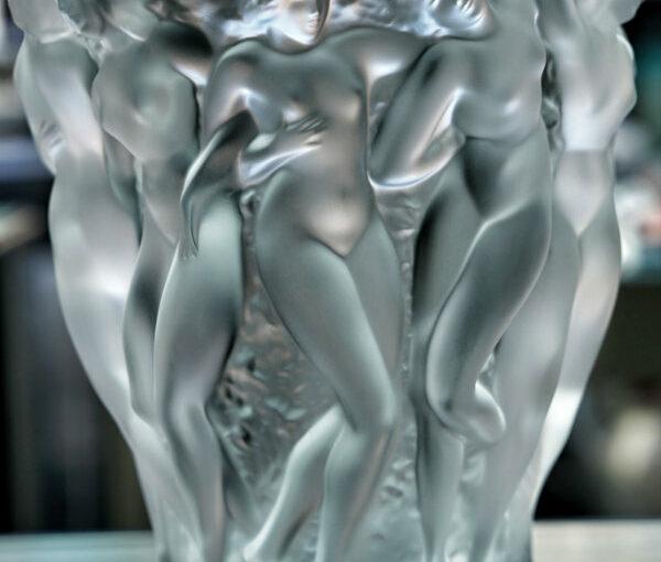 vase cristal lalique